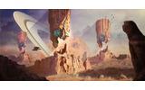シエラ砂漠(イメージボード)の画像