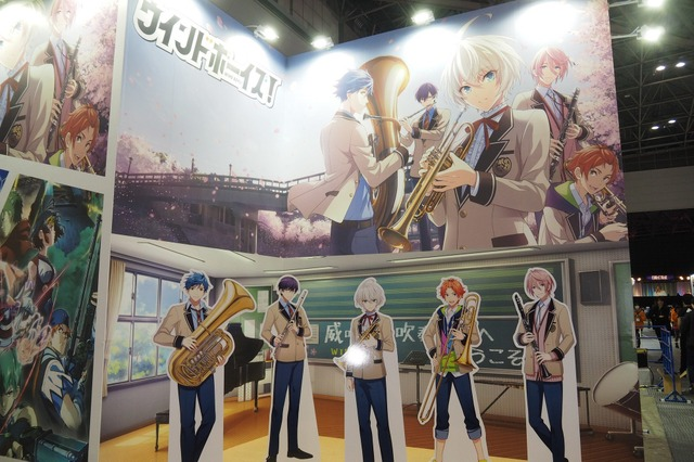「AnimeJapan 2019」DMM GAMESブースの模様