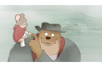 『Ernest et Celestine』 (c) 2012 LES ARMATEURS / MAYBE MOVIES / STUDIOCANAL / FRANCE 3 CINEMA / LA PARTI PRODUCTION / MELUSINE PRODUCTIONS / RTBF (TELEVISION BELGE)
