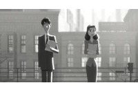 『Paperman』 (c)Disney. All Rights Reserved.