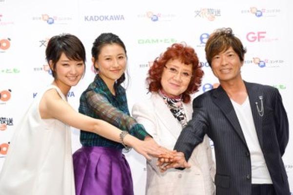 「全日本美声女コンテスト」特別審査員 「全日本美声女コンテスト」特別審査員 「全日本美声女コンテ