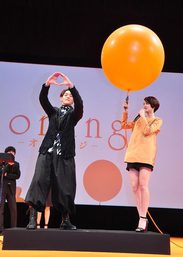 orange(オレンジ)6話動画を無料視聴する方法!   …