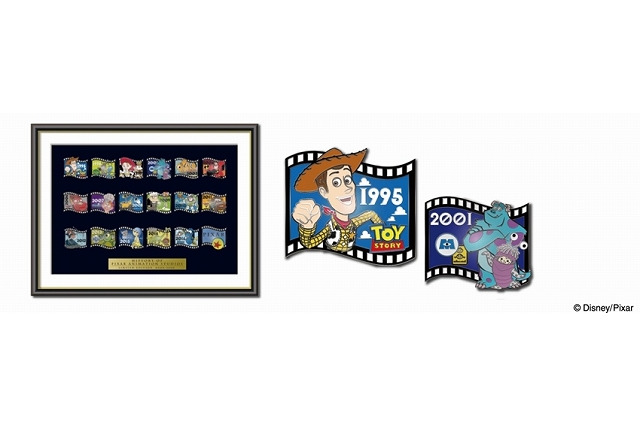 「ピクサー・アニメーション・スタジオ コレクション」郵便局限定で発売開始 3枚目の写真・画像