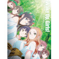 『Wake Up, Girls! Beyond the Bottom』初回限定版ジャケット(c)Green Leaves / Wake Up, Girls!2製作委員会