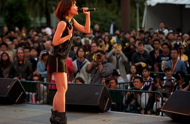 May'n (c) J-POP SUMMIT FESTIVAL