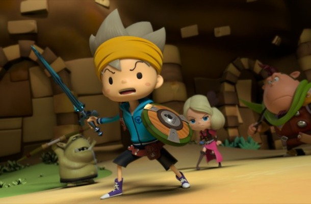 (c)LEVEL-5/project SNACK WORLD