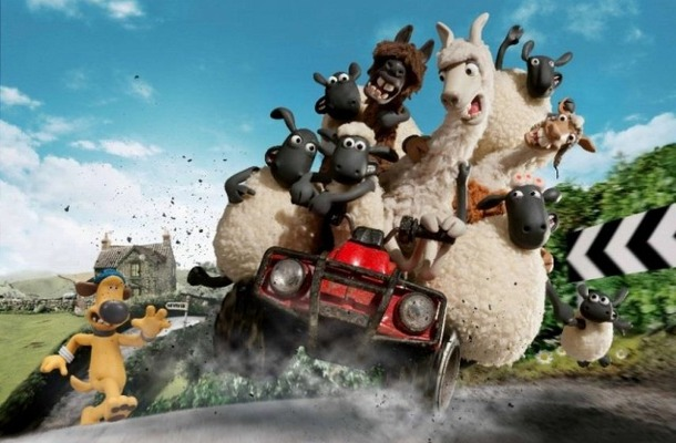 (c)2015 Aardman Animations Ltd 2015