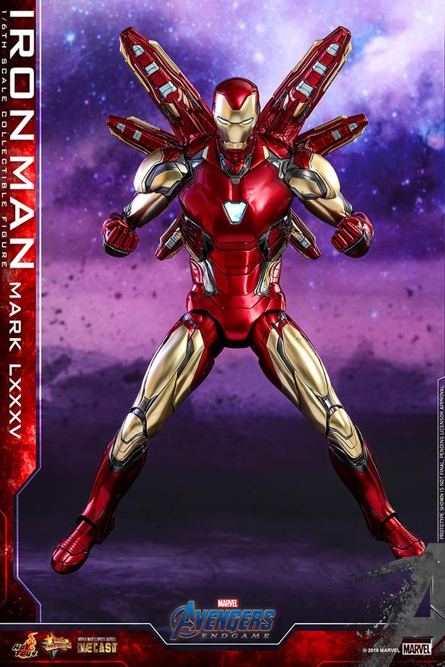 アイアンマン スーツ