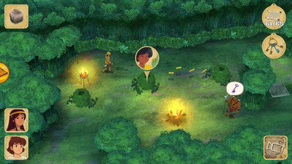 「太陽の子エステバン: Secret Paths」が配信開始―往年の人気アニメが海外でゲーム化 1枚目の写真・画像