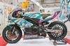 東京国際アニメフェアに初音ミク電動バイク TT零13 登場
