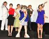 「名探偵コナン 業火の向日葵」初日舞台挨拶 ゲスト声優の榮倉奈々も感激