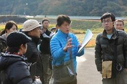 「実写とアニメの違いは季節と天気に左右されること」 原恵一監督『はじまりのみち』クランクアップ 画像