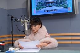 黒柳徹子、47年ぶりに美女ペネロープ役をアフレコ 「サンダーバード」BD発売CM 画像