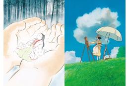 高畑勲、宮崎駿、2013年2大巨匠が同日公開 ジブリ新作は「かぐや姫の物語」と「風立ちぬ」 画像