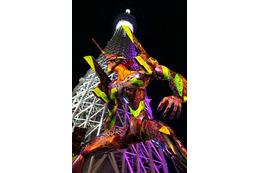 ご神体は全長2mの初号機 東京スカイツリーに「ヱヴァ神社」が登場  画像