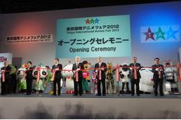 東京国際アニメフェア2013 来場者10万人目指す コスプレエリアを初導入 画像