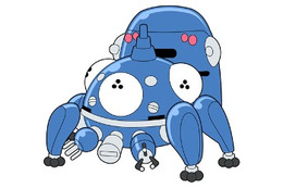 タチコマがソーシャルゲームに 「攻殻機動隊」の世界を描く 画像