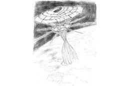 「銀河機攻隊 マジェスティックプリンス」美術設定を公開 作品世界を表現するラフ設定 画像