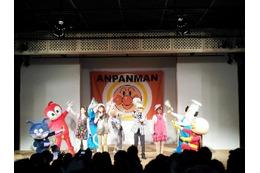 やなせたかし先生が仙台訪問 「今年のアンパンマン映画のテーマは復興です」 画像