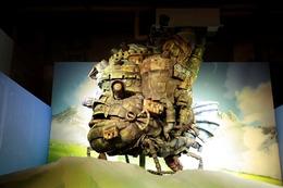 「ジブリがいっぱい 立体造型物展」愛知で開催 名シーンを立体造形で再現 画像