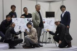 「SHORT PEACE」製作発表会見 大友克洋監督ら日本の珠玉のクリエイター8人集結 画像