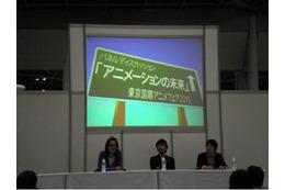 ショート作品やアプリから見た「アニメの未来」 村濱章司、新海岳人、谷東クロストーク TAF2013 画像