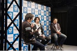 「ブラッドラッド」ACE2013トークショー 小玉有起先生に宮繁之監督登壇 画像