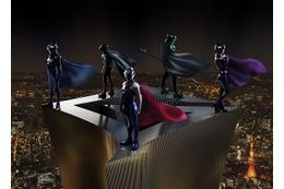 映画「ガッチャマン」 総額2000万円、5人のGスーツ公開 最先端のデザインに注目 画像