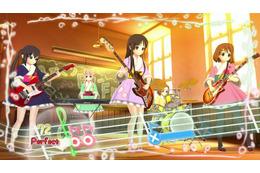 「けいおん! 放課後ライブ!! HD Ver.」 衣装もステージもHD画質 画像
