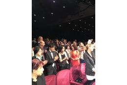 映画『愛と誠』がカンヌ国際映画祭にて上映 観客からは絶賛の声 画像