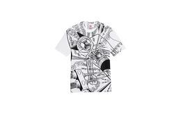 ラコステライブが手塚治虫とコラボ 鉄腕アトムやBJのポロ&Tシャツ登場 画像