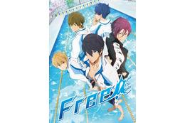 「Free!」、京アニ新作TVアニメの第1話先行上映イベント キャスト5人勢揃い 画像