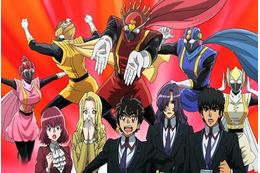 島本和彦「ヒーローカンパニー」 ヒーローアニメの老舗タツノコプロがPV制作 画像