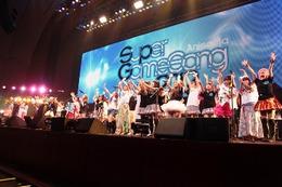 ゲームソングアーティストが一同に スーパーゲーソンライブ2012で4000人が熱狂 画像