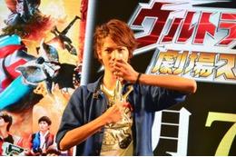 「ウルトラマンギンガ」製作発表会 7月からTV放映、9月7日からイベント上映スタート 画像