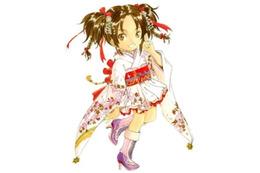 デザインは藤島康介 話題の京都国際マンガ・アニメフェアがキャラクターの愛称募集  画像