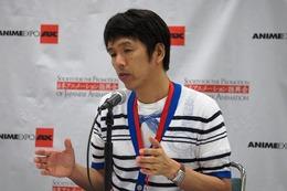 プロダクション I.G 石川光久社長のみたアニメエキスポ15年 画像
