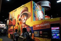 コミコンで日本コンテンツ発信 VIZ Mediaはマンガもアニメもデジタル重視 画像