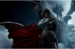 Full-CG 'Captain Harlock' anime to set sail at Venice film festival 画像