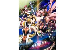 「戦姫絶唱シンフォギアG」BD・DVD第1巻 先行上映会トーク、サントラCD、ライブ抽選券も 画像