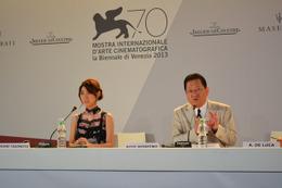宮崎駿監督が引退、長編映画は「風立ちぬ」が最後に スタジオジブリ星野社長が発表 画像