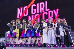 "「Poppin'Party×SILENT SIREN」対バンライブ""NO GIRL NO CRY""開催!"