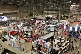 キャラホビ2013 来場者数は6万4938人 ロボットアニメの展示も大人気 画像