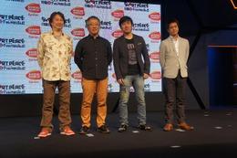 大友克洋、東京ゲームショウに現れる 「SHORT PEACE」5本目はゲーム「月極蘭子のいちばん長い日」 画像
