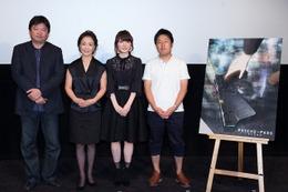 第2期、劇場映画も決定した「PSYCHO-PASS サイコパス」 発表イベントその時 画像