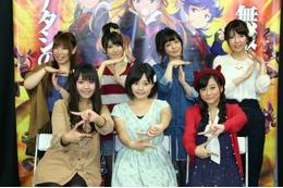 「ロボットガールズZ」チームZとチームTがニコ生で初共演 アニメへの参戦も決定 画像