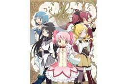 「魔法少女まどか☆マギカ」TVシリーズのBD BOXとMUSIC COLLECTIONが同時発売 画像