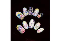 30周年のクリィミーマミ、ネイルシールで世界へ Tokyo Otaku Modeとコラボ 画像