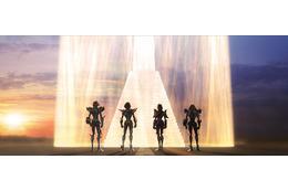 「聖闘士星矢 Legend of Sanctuary」 2014年初夏公開決定 最新の技術で劇場スクリーンに 画像