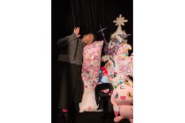 村上隆 初音ミクが歌うアニメ制作 シュウウエムラとコラボ 画像